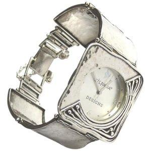 Silpada 925 Sterling Silver Watch